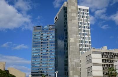 מגדל היכל המשפט בתל אביב